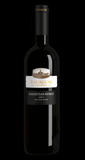 Wine Kakhetian Noble - Saperavi